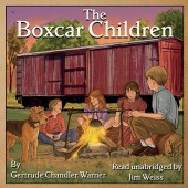 The Boxcar Children CD - The Well-Trained Mind