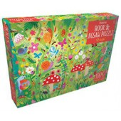 Bugs - Book & Jigsaw Puzzle