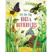 Usborne Lift-the-Flap Bugs and Butterflies