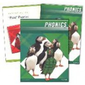 MCP Plaid Phonics Level C, Grade 3, Homeschool Bundle 2011 Edition