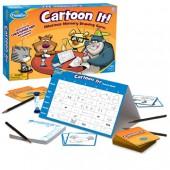 Cartoon It!™ Memory Game
