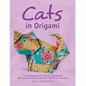 Cats in Origami -Dover