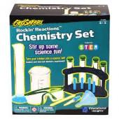 GeoSafari® Rockin' Reactions™ Chemistry Set