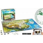 4D Cityscape Ancient China Puzzle