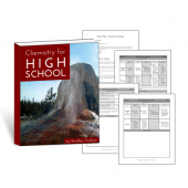 CHEMISTRY FOR HIGH SCHOOL - Elemental Science