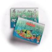 Coastal Critters Coloring Book - Earth Art International
