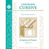 Copybook I Cursive - Scripture & Poems