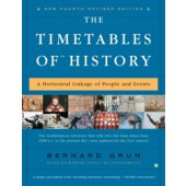 The Timetables of History -  A Horizontal Linkage of People and Events