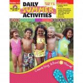 Daily Summer Activities, Between 1st Grade and 2nd Grade Activity Book  Evan-Moor