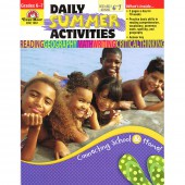 Daily Summer Activities: Moving from 6th to 7th Grade Activity Book Evan-Moore