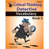 See this image  Critical Thinking Detective Vocabulary Book 2 - Fun Mystery Cases to Improve Vocabulary (Grades 5-12+)