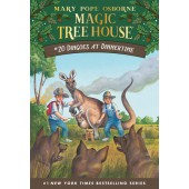 Magic Treehouse #20.Dingoes at Dinnertime