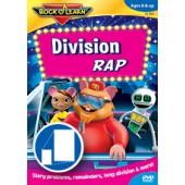 Rock N Learn Division Rap DVD