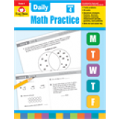 Daily Math Practice, Grade 4