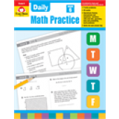 Daily Math Practice, Grade 6