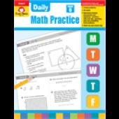 Daily Math Practice, Grade 6