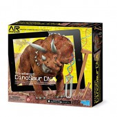 Triceratops Dinosaur DNA Science Kit