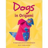 Dogs in Origami- Dover