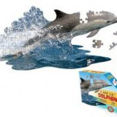 I AM LiL Dolphin 100-Piece Puzzle