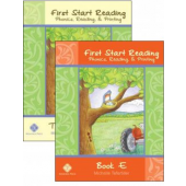 First Start Reading Book E Teacher Guide