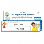 50 Sight-Word Phrases for Emergent Readers - Ages 4-5 - Primary Concepts