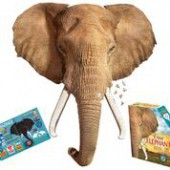 I AM Elephant 700-Piece Puzzle