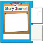 Zaner-Bloser My Story Journal (No Ruling) Grades PreK-K/Transitional K