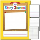Zaner-Bloser My Story Journal Gr. Transitional K/K