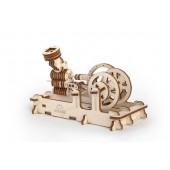 UGears  Pneumatic Engine Engineering Kit