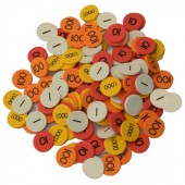 Singapore Math Place Value Disks (1-3)