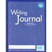 "Zaner-Bloser Writing Journal 3/8"" ruling Grades 3-4 - Liquid Color Dark Blue"