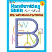 (Zaner-Bloser) Handwriting Skills Simplified - Improving Manuscript Writing Grade 2
