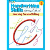 (Zaner-Bloser) Handwriting Skills Simplified - Learning Cursive Writing Grade 3