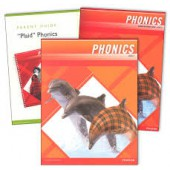 MCP Plaid Phonics Word Study Level F, Grade 6, Homeschool Bundle, 2011 Edition