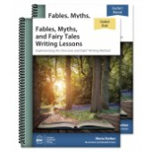 IEW Fables, Myths, and Fairy Tales Writing Lessons Teacher/Student Combo