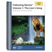 IEW Following Narnia: The Lion's Song Student Book