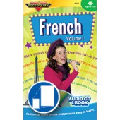 Rock N Learn French Volume 1 Audio CD & Book