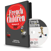 French for Children Primer A Video & Audio - Classical Academic Press