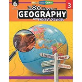 180 Days of Geography for Third Grade - Teacher Created Materials