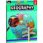 180 Days of Geography for Second Grade - Teacher Created Materials