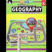180 Days of Geography for Kindergarten - Teacher Created Materials