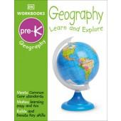DK Workbooks: Geography Pre-K