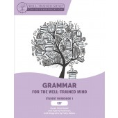 Grammar for the Well-Trained Mind: Key to Purple (Student) Workbook by Susan Wise-Bauer