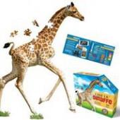 I AM LiL Giraffe 100-Piece Puzzle