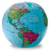 """11"""" Inflatable Globe"""