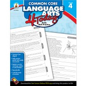 Common Core Language Arts 4 Today Workbook Grade 4