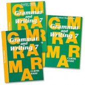 Saxon Grammar & Writing Grade 7 Homeschool Kit, 2nd Edition