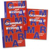 Saxon Grammar & Writing Grade 8 Homeschool Kit, 2nd Edition