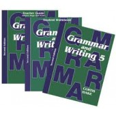 Saxon Grammar & Writing Grade 5 Homeschool Kit, 2nd Edition