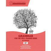 Grammar for the Well-Trained Mind Red Workbook Key by Susan Wise Bauer